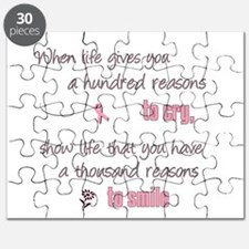 Thousand Reasons to Smile Puzzle