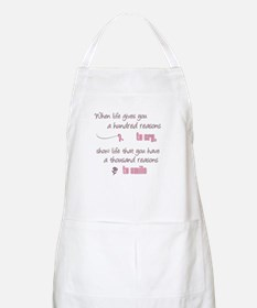Thousand Reasons to Smile Apron