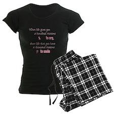 Thousand Reasons to Smile Pajamas