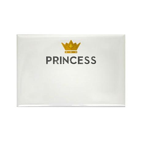 Prince and Princess couple Magnets
