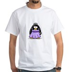 Prom penguin White T-Shirt