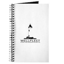 """Wellfleet MA """"Lighthouse"""" Design. Journal"""