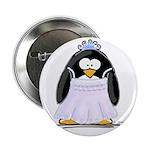 Debutant penguin Button