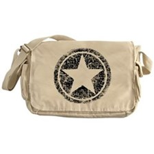 Worn, Vintage Star Messenger Bag