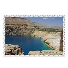 Bande-amir.Bamyan (Package of 8)