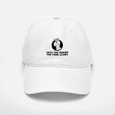Drama Llama Baseball Baseball Cap