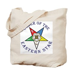 OES Lettered Tote Bag