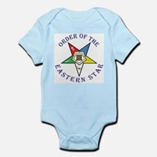 OES Lettered Infant Creeper