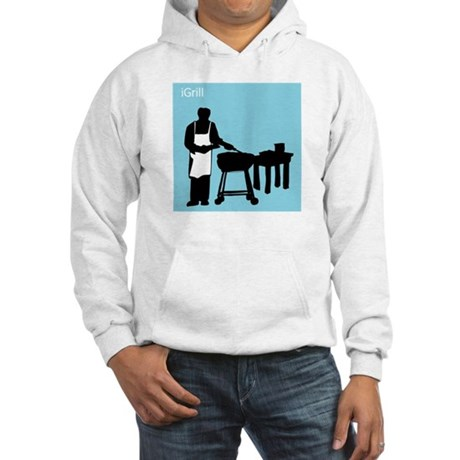 iGrill Hooded Sweatshirt