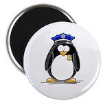 Policeman penguin Magnet