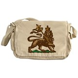 Reggae Canvas Messenger Bags