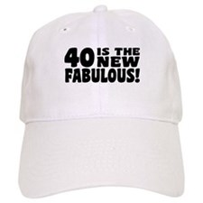 Funny 40th Birthday Baseball Cap