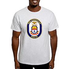 USS Gonzalez DDG 66 T-Shirt