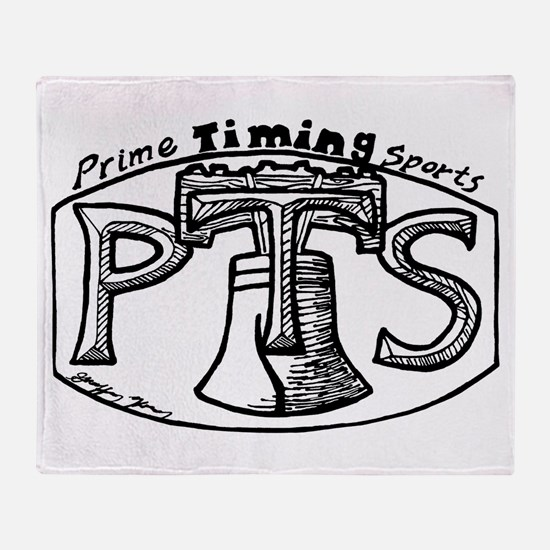 PTS Throw Blanket