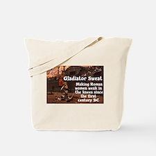 Cute Gladiator Tote Bag