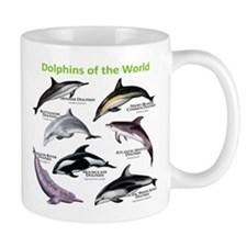 Dolphins of the World Mug