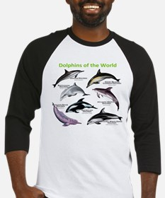 Dolphins of the World Baseball Jersey