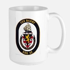 USS Barry DDG 52 Mug