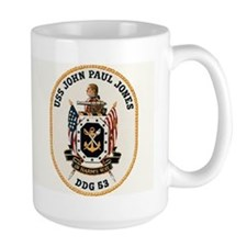 USS John Paul Jones DDG 53 Mug