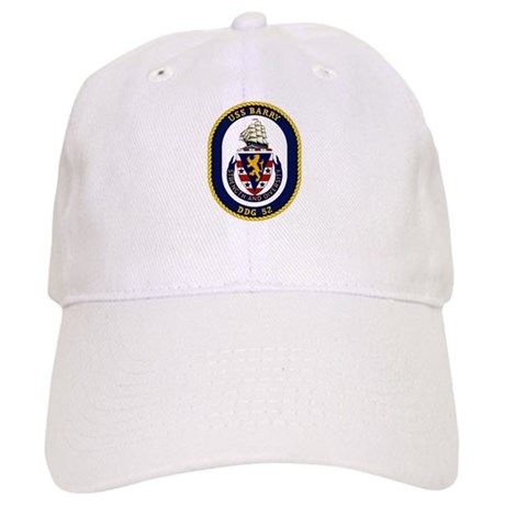 USS Barry DDG 52 Cap