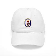 USS Curtis Wilbur DDG 54 Baseball Cap