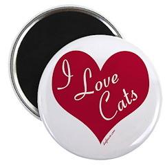 I Love Cats 2.25