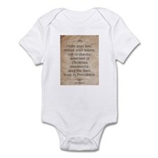 Saint Augustine Infant Bodysuit
