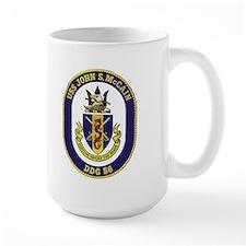 USS John S. McCain DDG 56 Mug