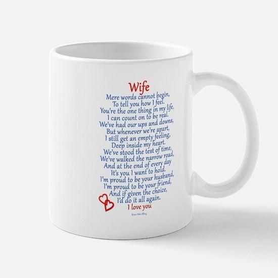 Wife Love Mug