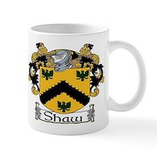 Shaw Coat of Arms Mug