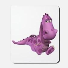 Baby Dragons: Smoky Mousepad