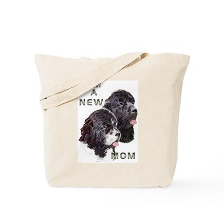 NEWF MOM Tote Bag