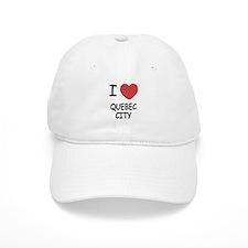 I heart quebec city Baseball Cap