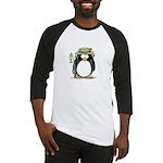 Fishing penguin Baseball Jersey