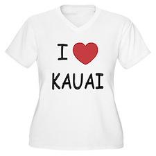 I heart kauai T-Shirt