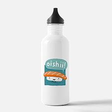 """""""Oishii!"""" Sushi Water Bottle"""