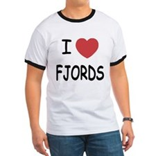 I heart fjords T