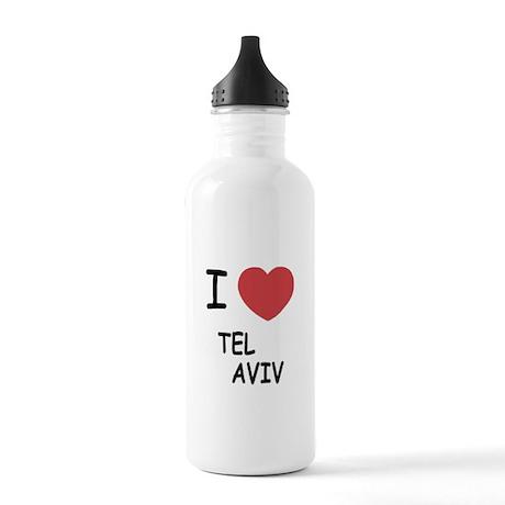 I heart tel aviv Stainless Water Bottle 1.0L