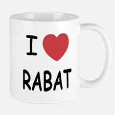 I heart rabat Mug