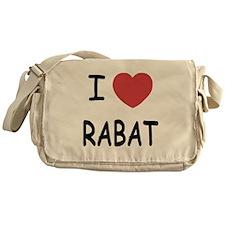 I heart rabat Messenger Bag