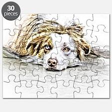 AUSTRALIAN SHEPHERD - DOG Puzzle