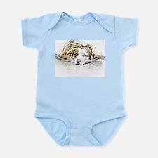 AUSTRALIAN SHEPHERD - DOG Infant Bodysuit