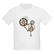 Steampunk Love T-Shirt