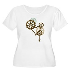 Steampunk Love T-Shirt