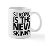 Mug - Strong is the new skinny