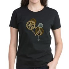 Steampunk Love Tee