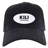 Kilimanjaro Baseball Cap with Patch
