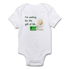 Waiting for the gift Infant Bodysuit
