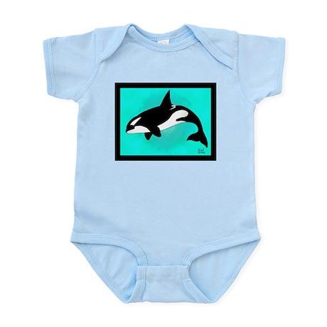 Killer Whale Infant Creeper