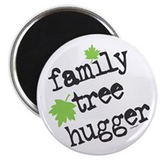 Family Tree Hugger Magnet